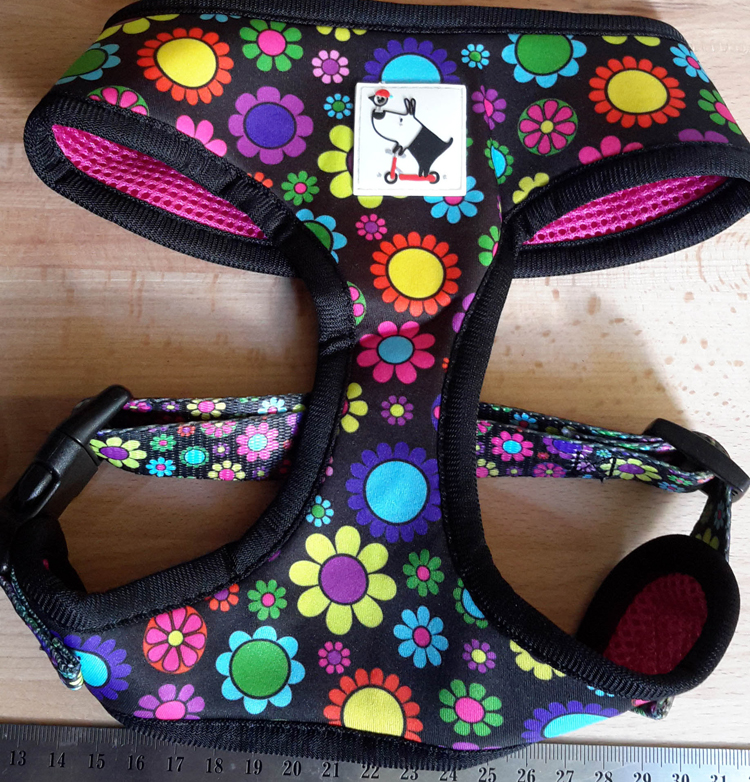 Oopsie Daisy dog harness 3 sizes